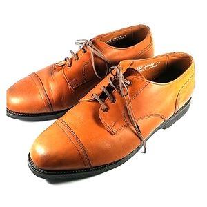 Allen Edmonds 10-1/2 EEE Mens Corporate Shoes